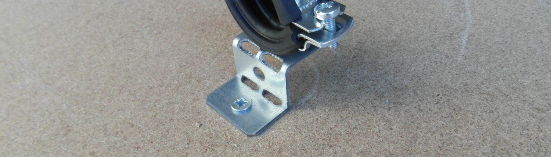 Morsetto ad anello con gomma antivibrante per fisssaggio tobo flessibile di mandata dell'olio
